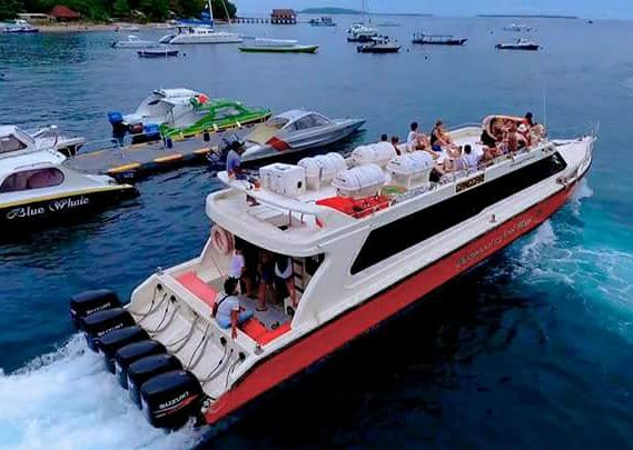 Fast Boats From Sanur to Lembongan