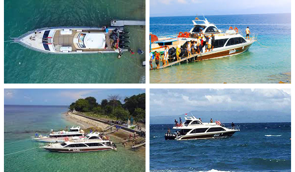 Idola Express Boat is special boat from Bali to Nusa Penida